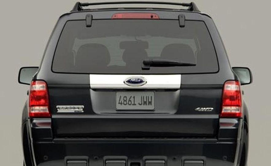 2008 Ford Escape - Slide 5