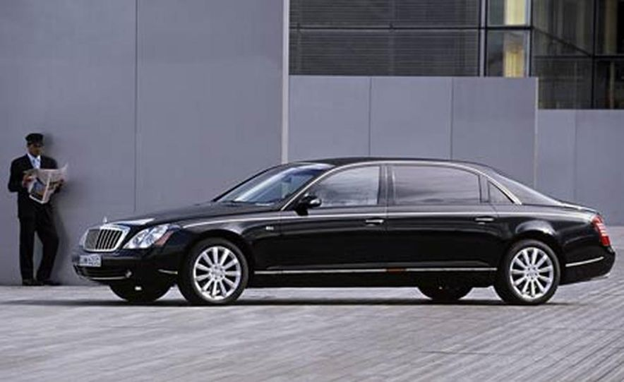 2007 Maybach 62S - Slide 3