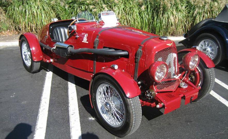 1938 Aston Martin 2-liter Speed model - Slide 1