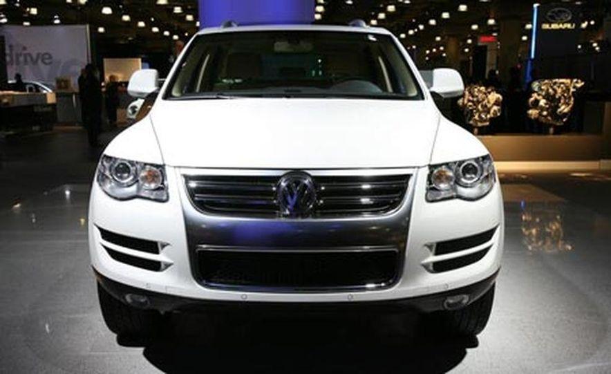 2008 Volkswagen Touareg2 - Slide 4