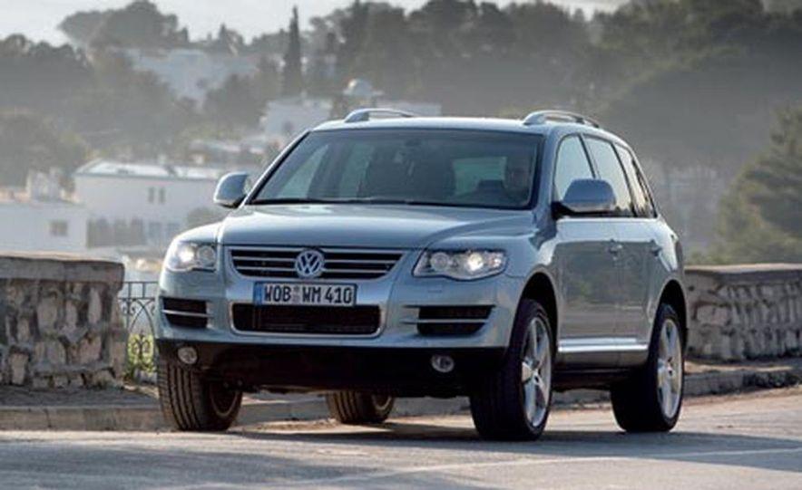 2008 Volkswagen Touareg2 - Slide 6