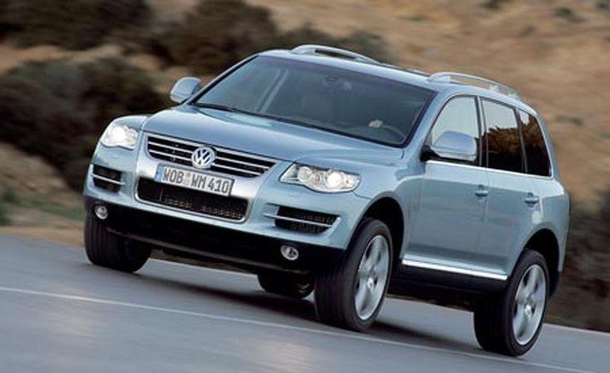 2008 Volkswagen Touareg2 - Slide 7