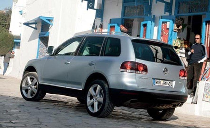 2008 Volkswagen Touareg2 - Slide 8