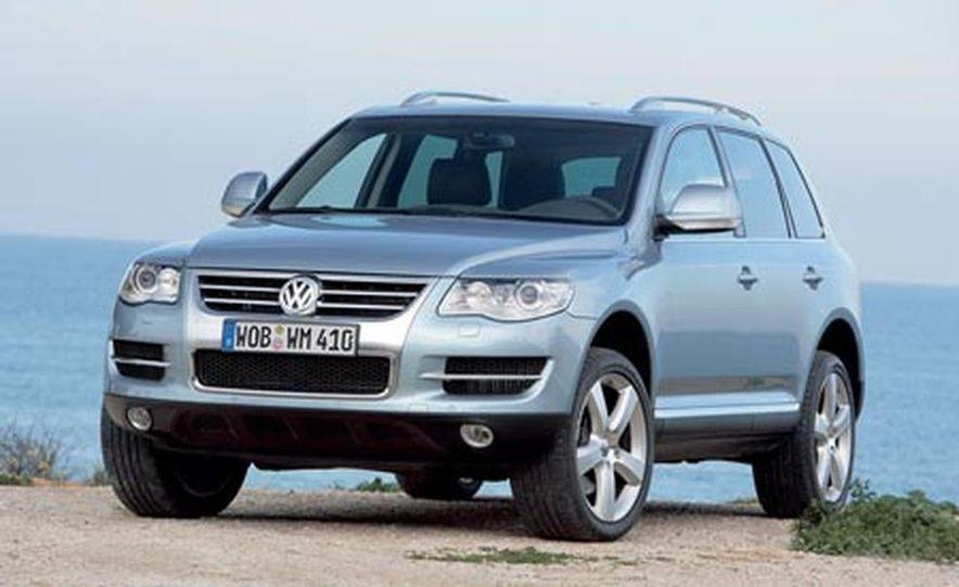 2008 Volkswagen Touareg2 - Slide 10
