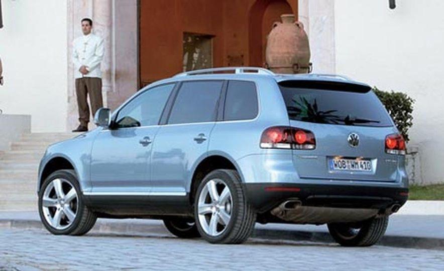 2008 Volkswagen Touareg2 - Slide 11