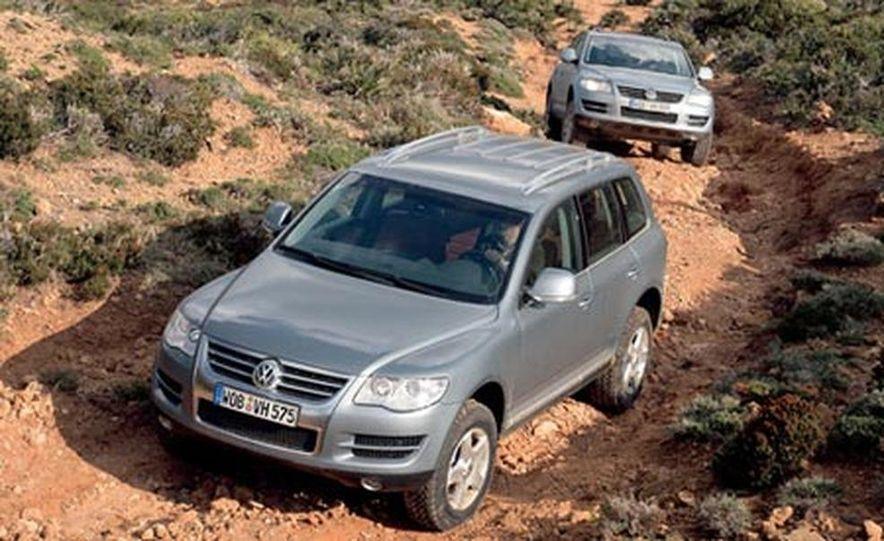 2008 Volkswagen Touareg2 - Slide 13