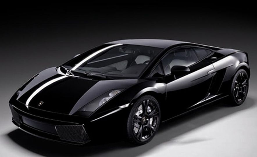 2007 Lamborghini Gallardo Nera - Slide 1