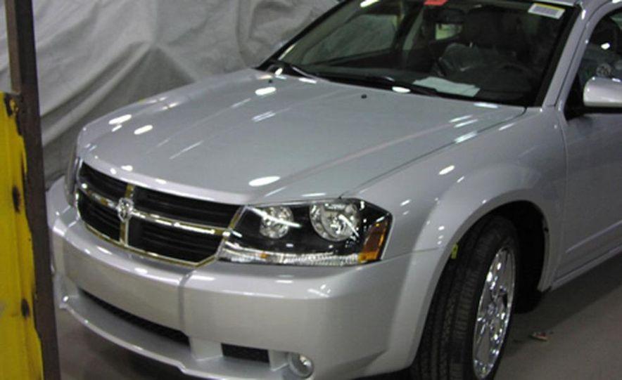 2008 Dodge Avenger - Slide 1
