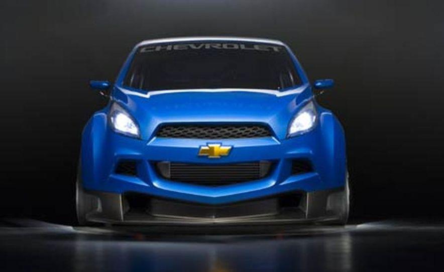 Chevrolet WTCC ULTRA concept - Slide 1