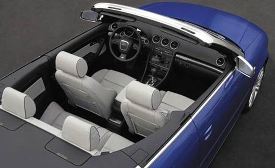2007 Audi S4 Cabriolet Exterior - Slide 5