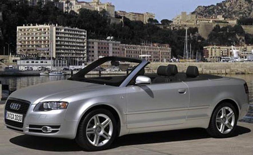 2007 Audi S4 Cabriolet Exterior - Slide 6