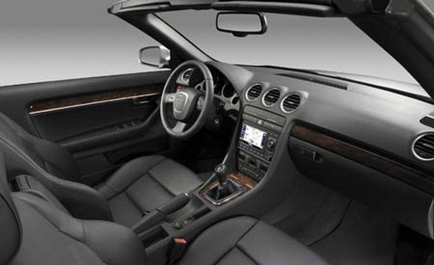 2007 Audi S4 Cabriolet Exterior - Slide 11