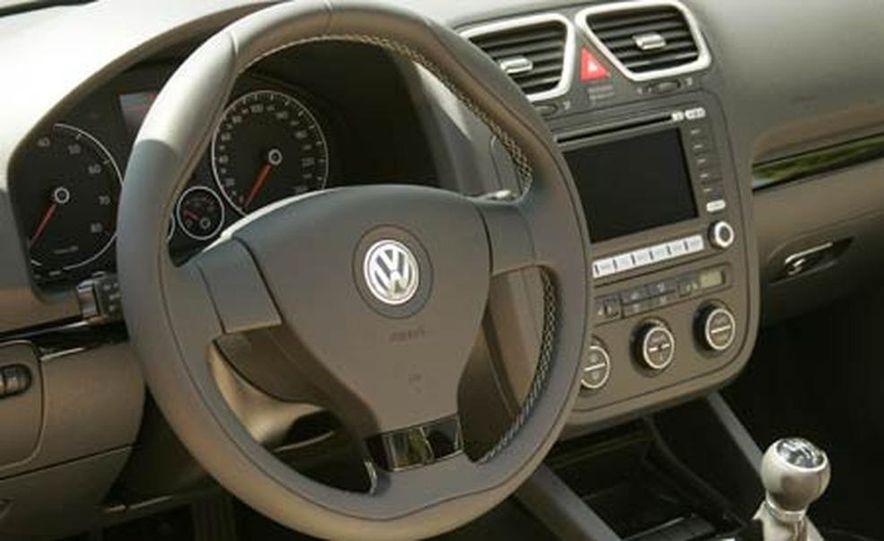 2007 Volkswagen Eos - Slide 35