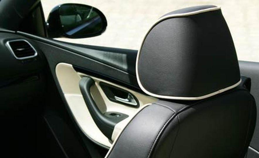 2007 Volkswagen Eos - Slide 36