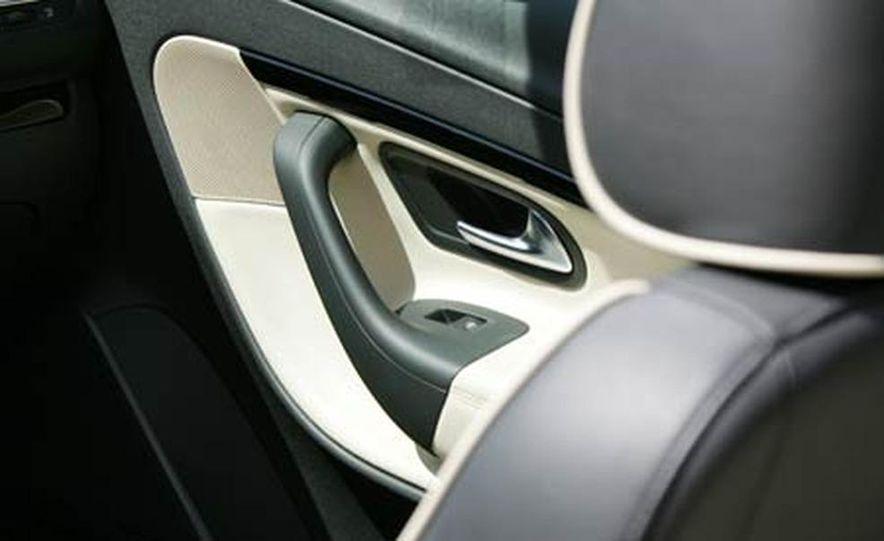 2007 Volkswagen Eos - Slide 37