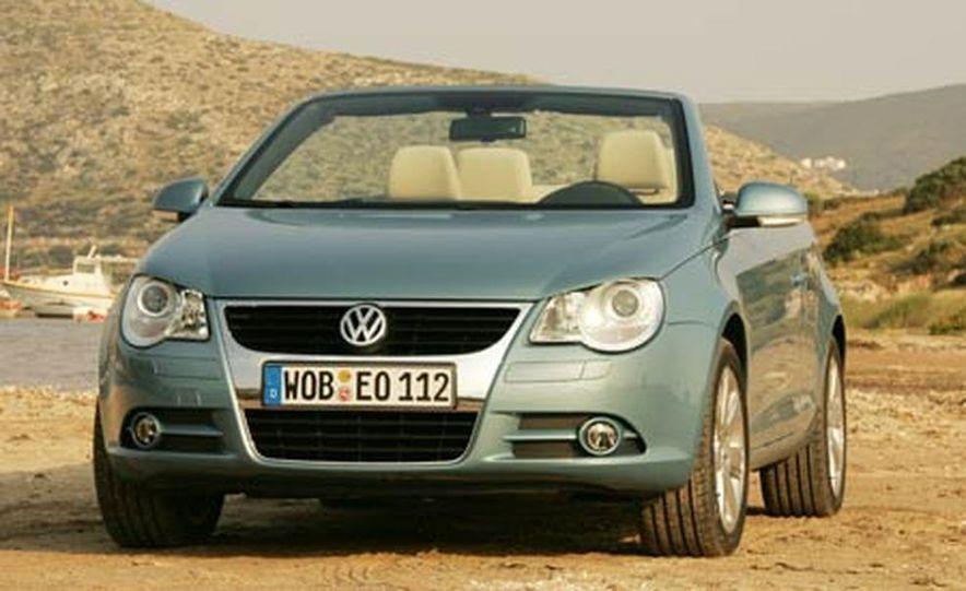 2007 Volkswagen Eos - Slide 4