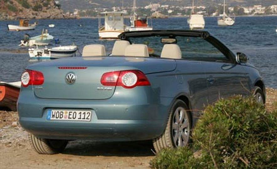 2007 Volkswagen Eos - Slide 5
