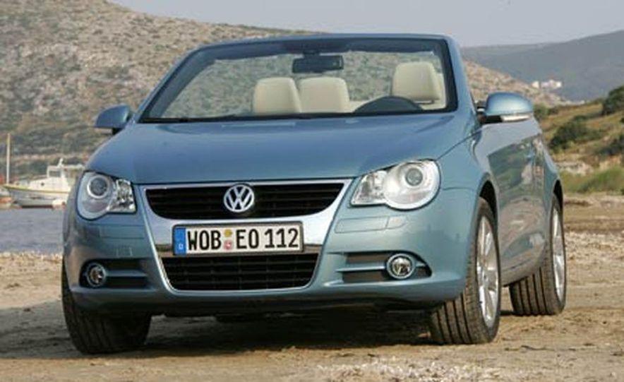 2007 Volkswagen Eos - Slide 8