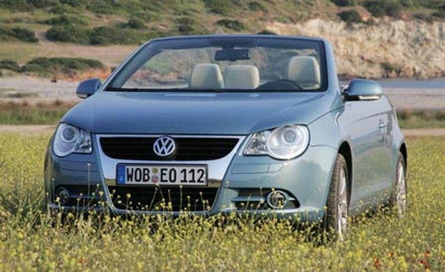 2007 Volkswagen Eos - Slide 11