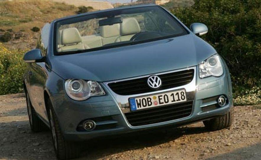 2007 Volkswagen Eos - Slide 12