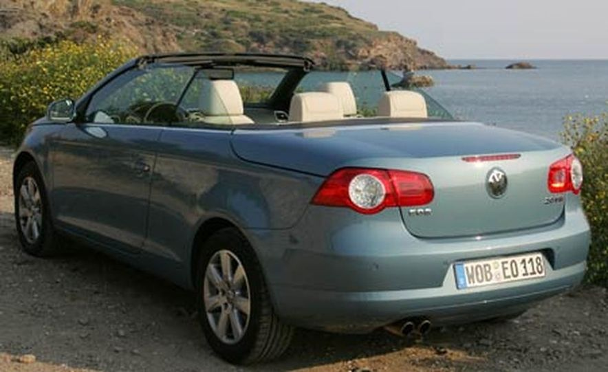 2007 Volkswagen Eos - Slide 13