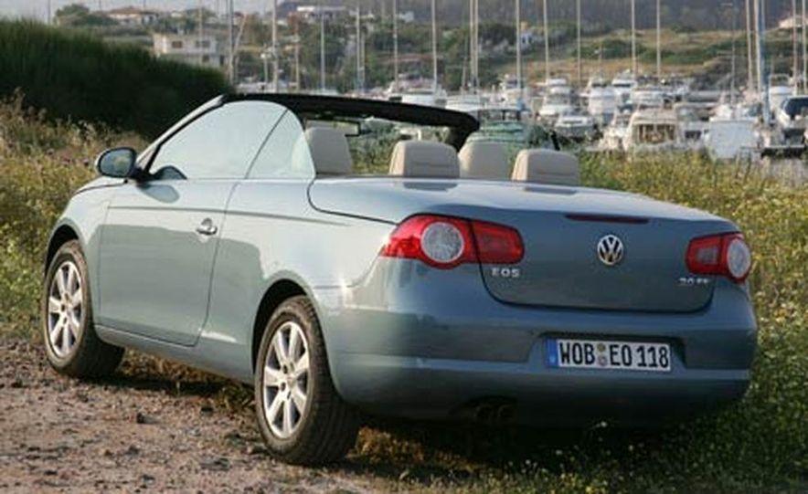 2007 Volkswagen Eos - Slide 15