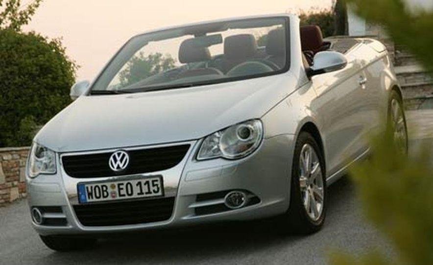 2007 Volkswagen Eos - Slide 19