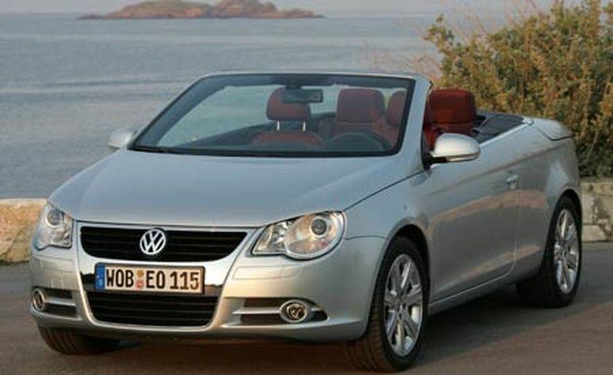 2007 Volkswagen Eos - Slide 24