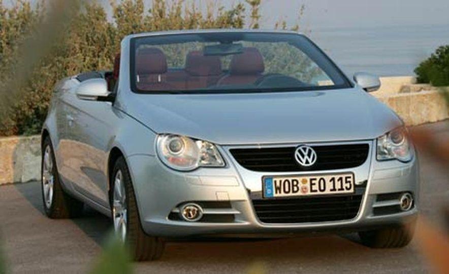 2007 Volkswagen Eos - Slide 25