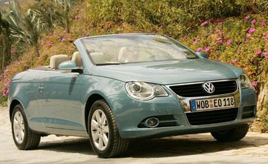2007 Volkswagen Eos - Slide 26