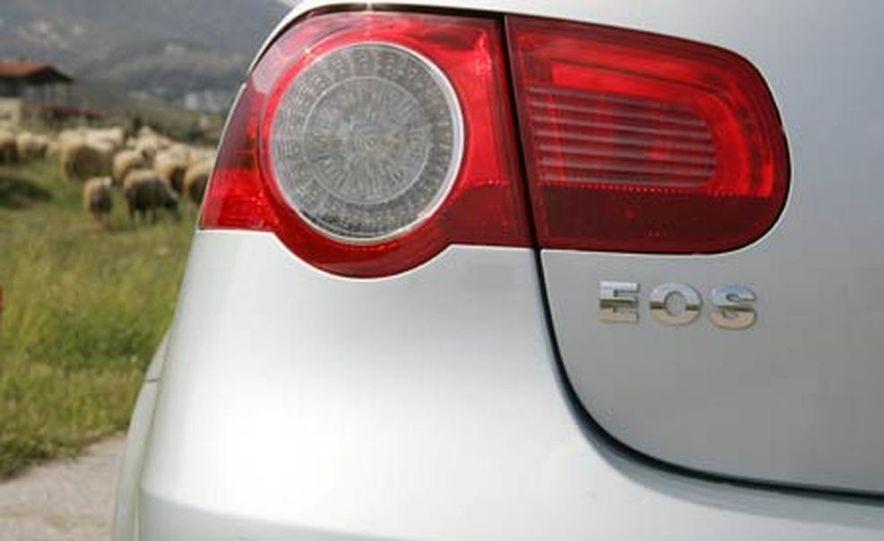 2007 Volkswagen Eos - Slide 43