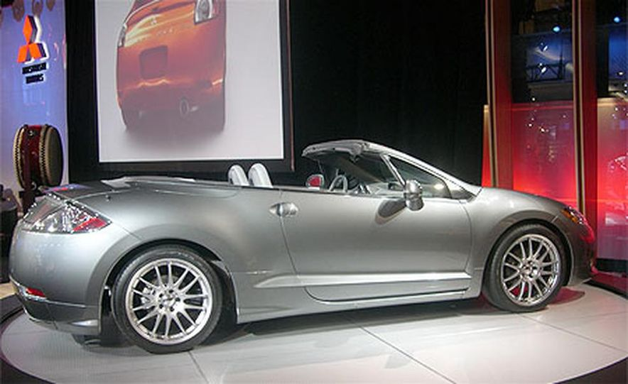 2007 Mitsubishi Eclipse Spyder - Slide 1