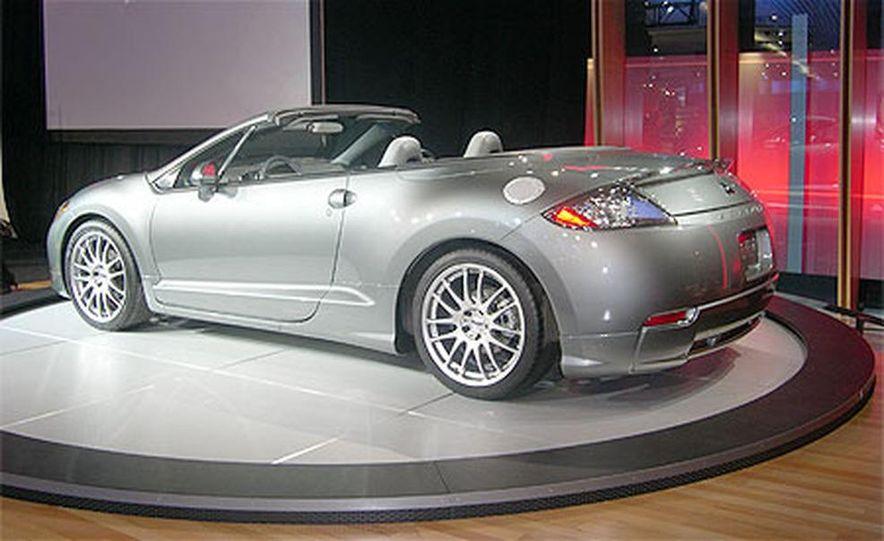 2007 Mitsubishi Eclipse Spyder - Slide 4