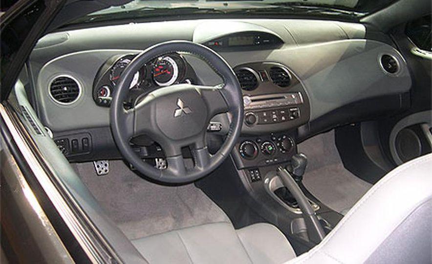 2007 Mitsubishi Eclipse Spyder - Slide 13