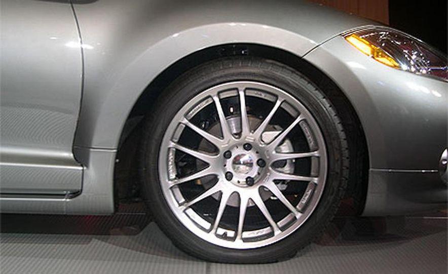2007 Mitsubishi Eclipse Spyder - Slide 17