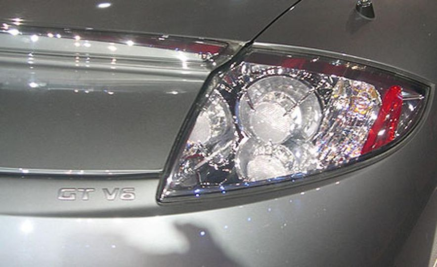 2007 Mitsubishi Eclipse Spyder - Slide 18