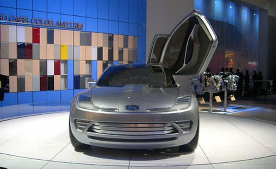 Ford Reflex Concept - Slide 6