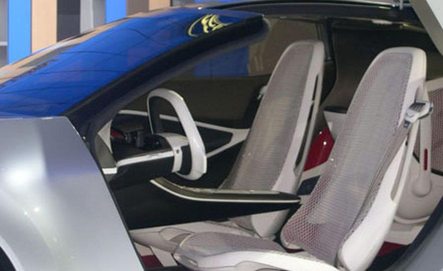 Ford Reflex Concept - Slide 7