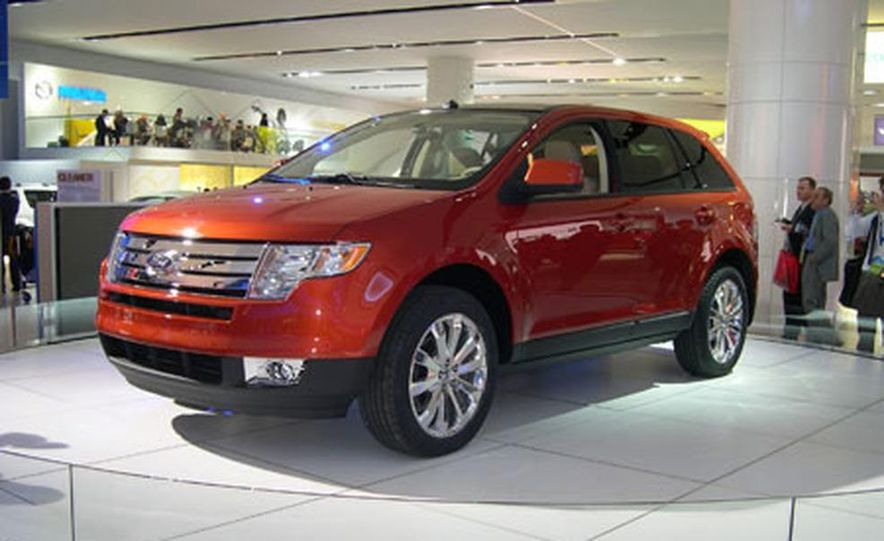 2007 Ford Edge - Slide 1