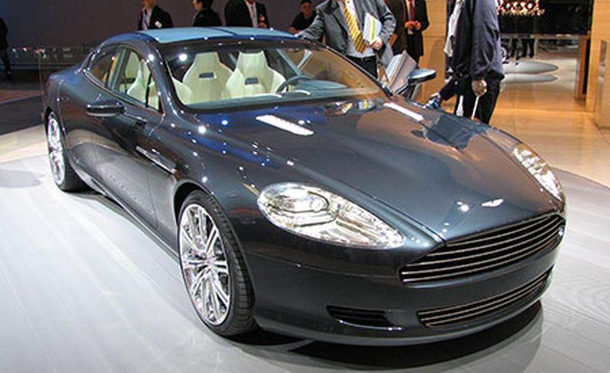 Aston Martin Rapide Concept - Slide 1