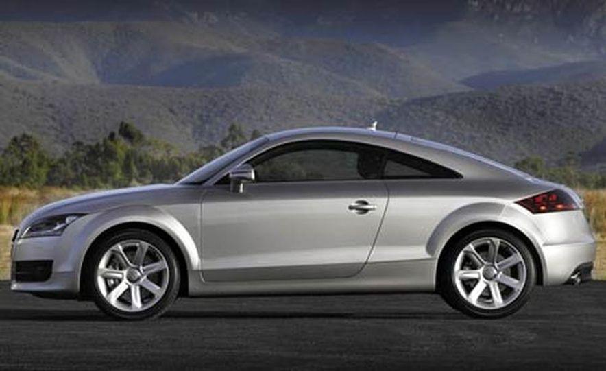 Official Photos 2007 Audi TT - Slide 1