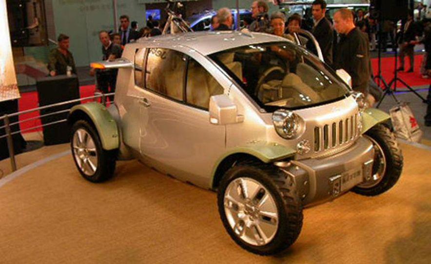 Nissan Jikoo - Slide 8
