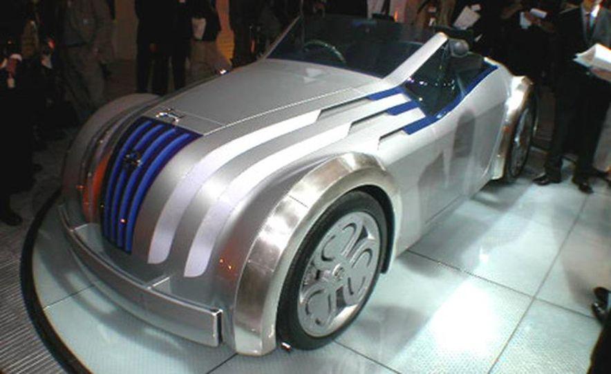 Nissan Jikoo - Slide 1