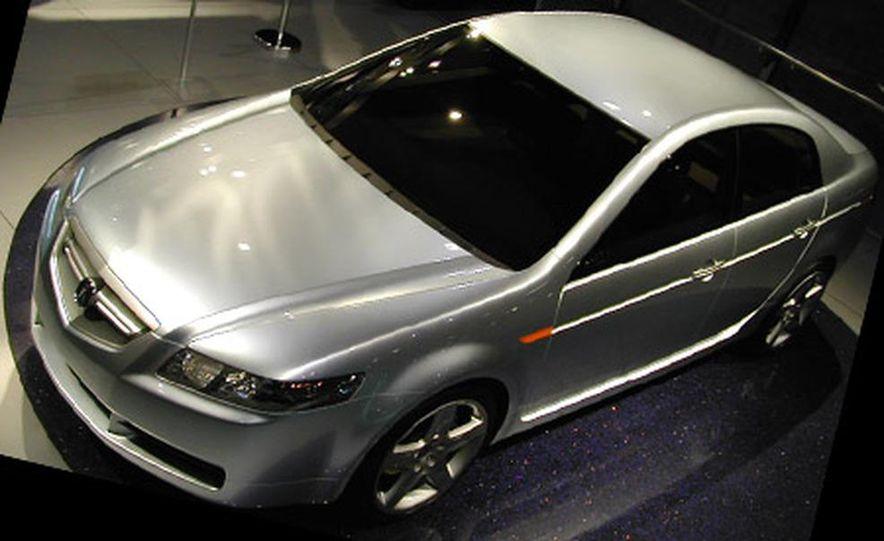 Acura TL Concept 2003 New York International Auto Show - Slide 1