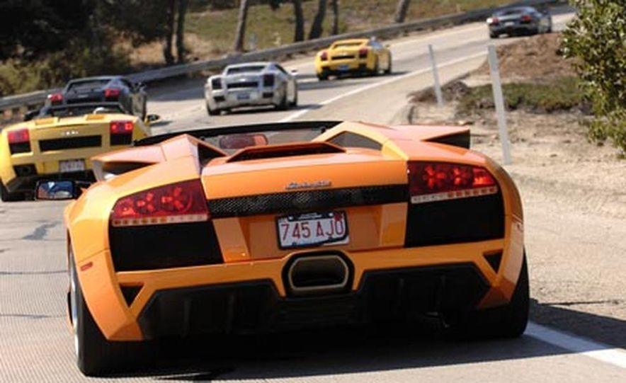 2007 Giro Lamborghini - Slide 9