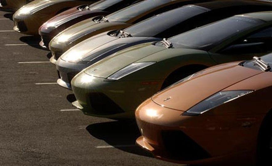 2007 Giro Lamborghini - Slide 15