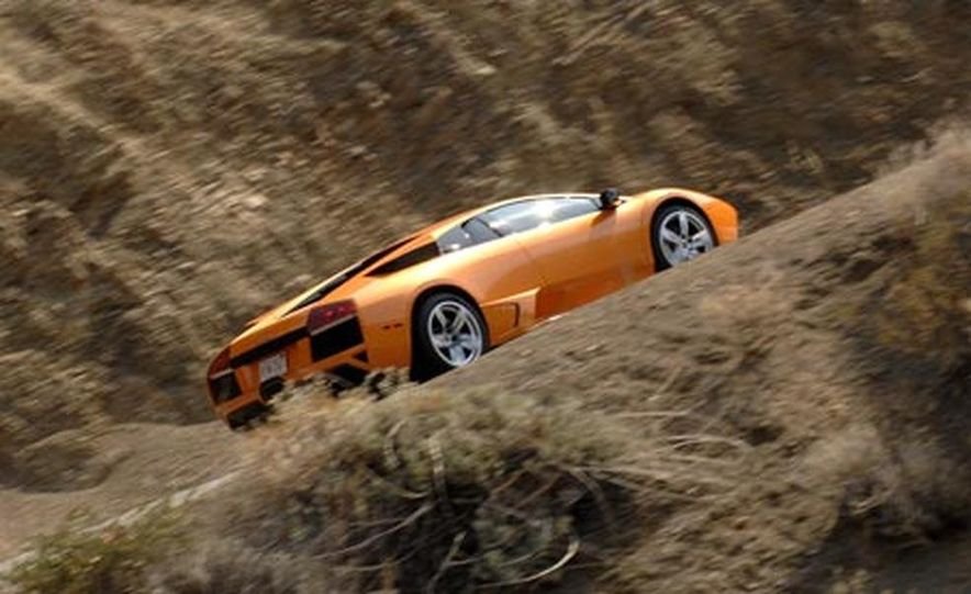 2007 Giro Lamborghini - Slide 18