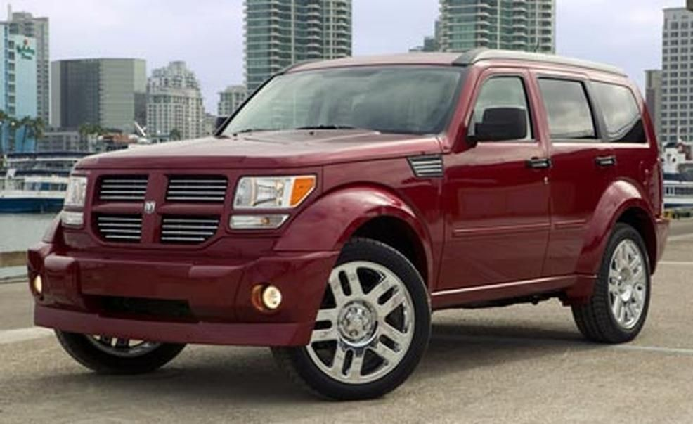 2007 Dodge Nitro RT 4x4 Pictures  Photo Gallery  Car and Driver