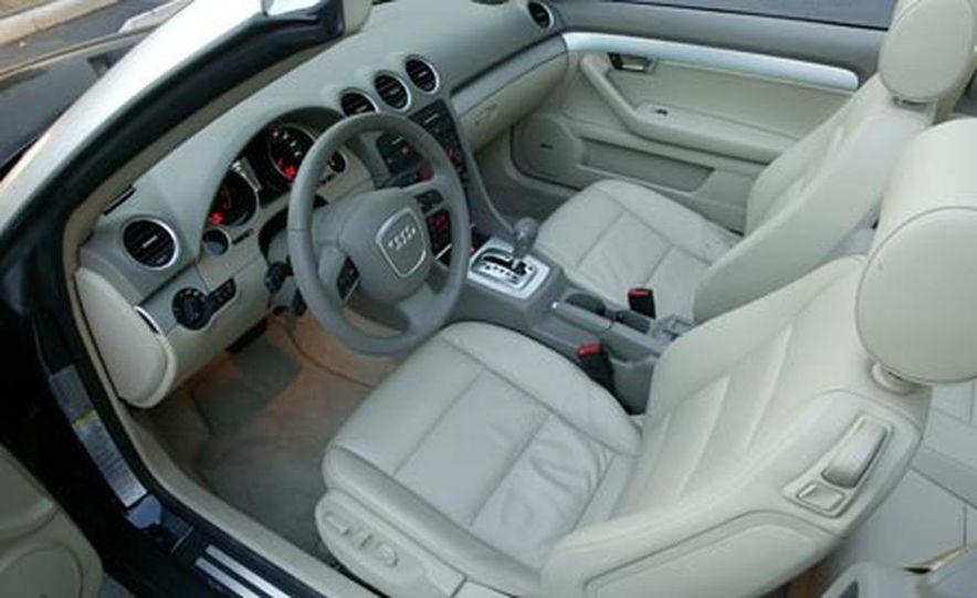 2007 Audi A4 cabriolet - Slide 14