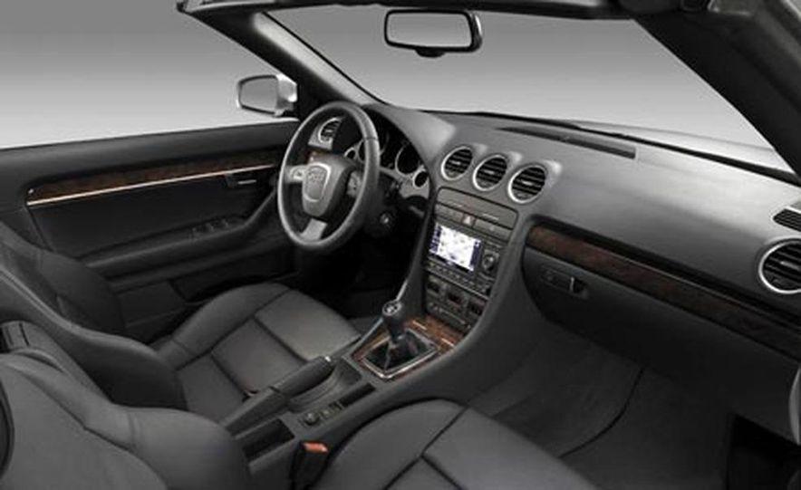 2007 Audi A4 cabriolet - Slide 15